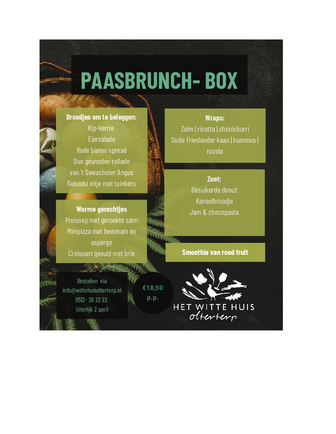 Paasbrunch-box