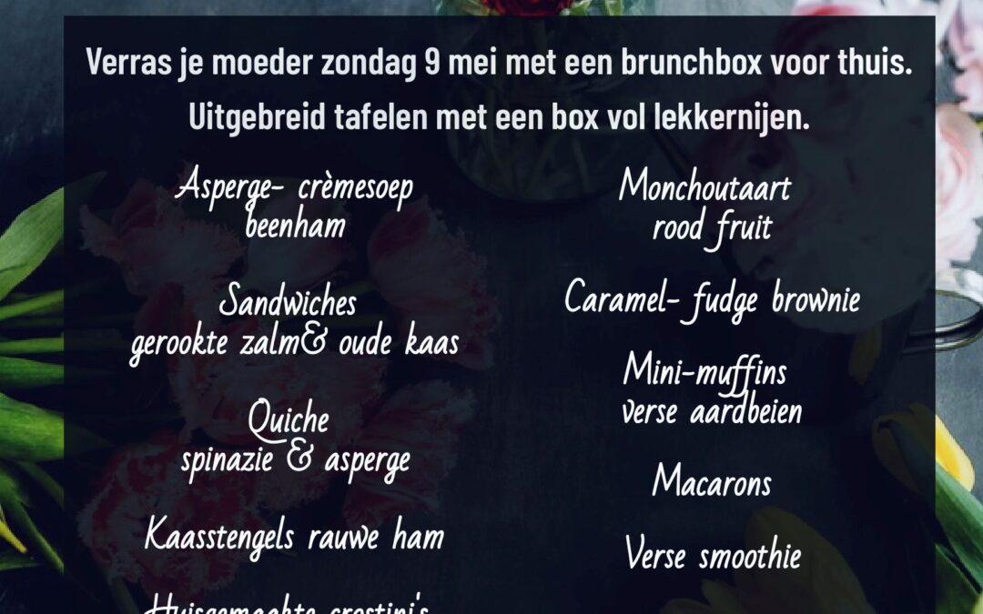 Moederdag brunchbox